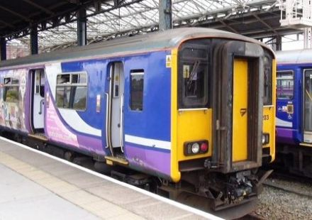 69. -  Manchester Piccadilly -  Chester - £21.99